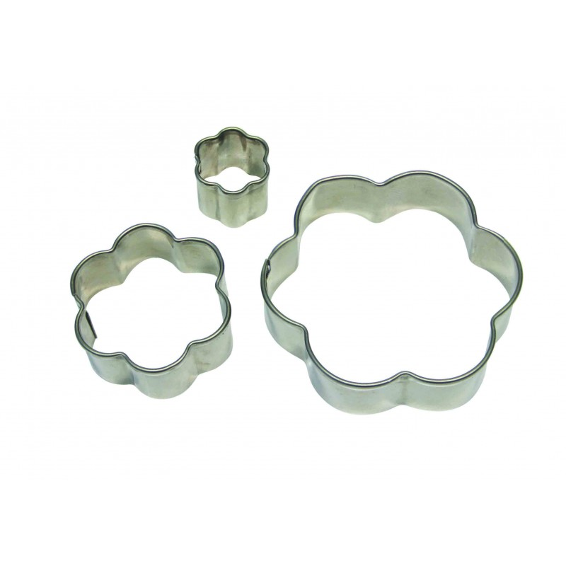 PME Stainless Steel Cutters