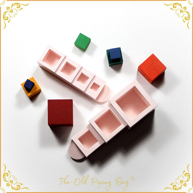 Silicone Building Block Moulds