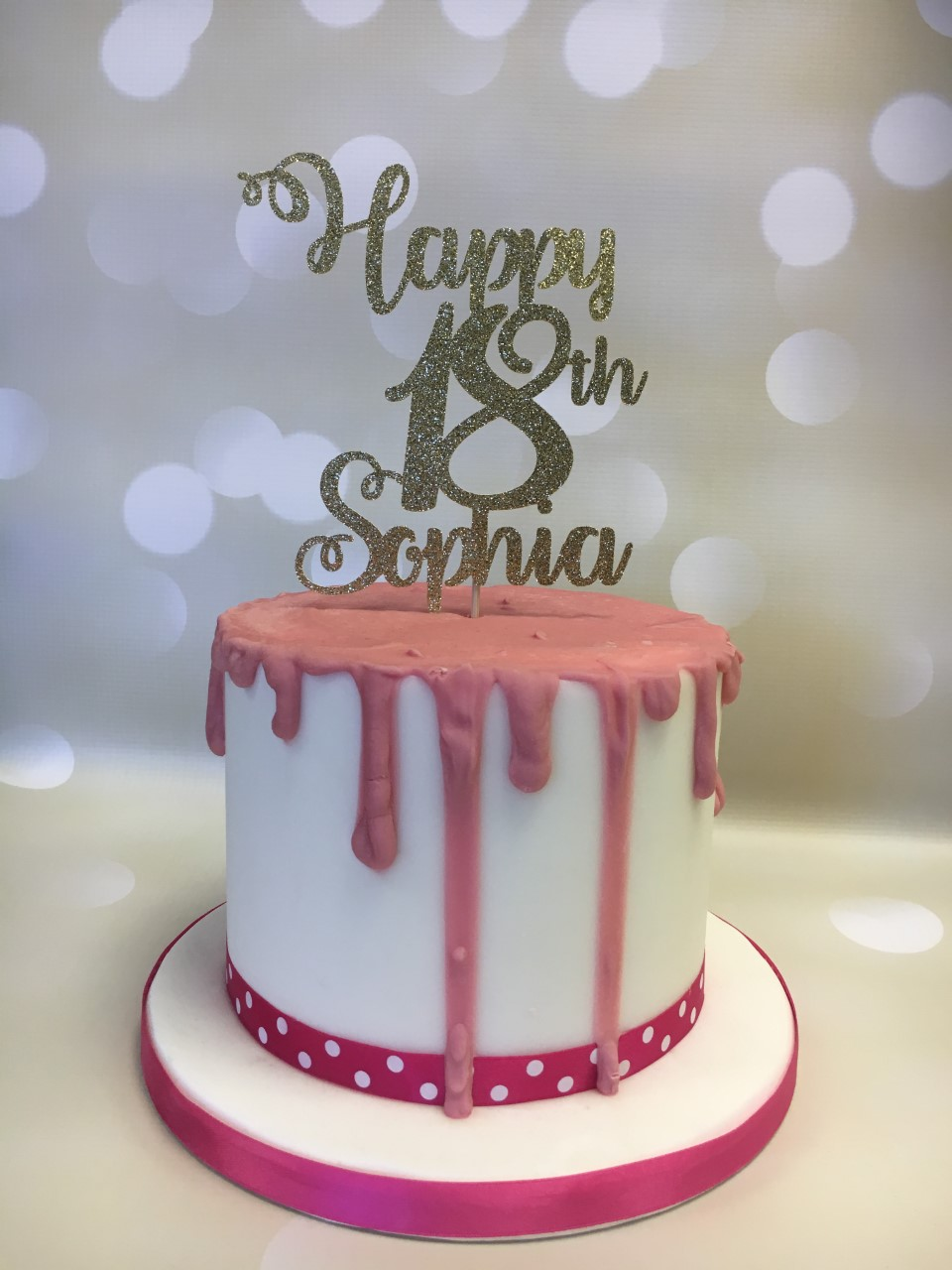 Edible Cake Toppers Decorations And Personalised Cupcake Toppers