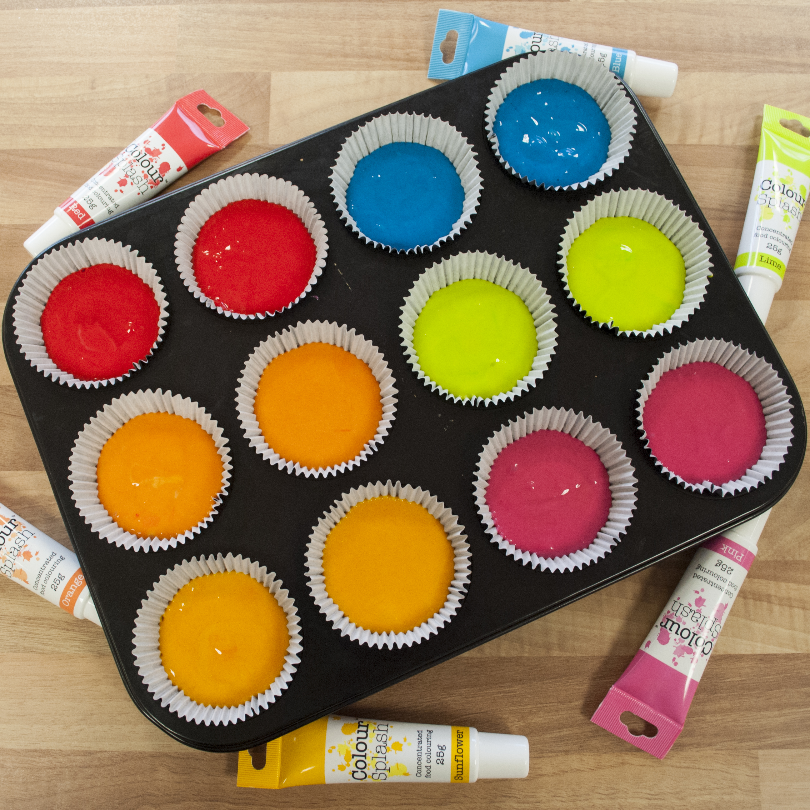 Food Colouring Gel by Colour Splash - Red