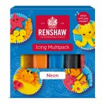 Renshaw Multi Pack Neon Colour Range