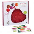 Pavoni Sweet Pop Flower Mould