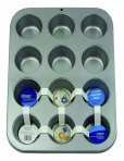 PME 12 Cup Muffin Pan
