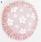 CAKE STAR Pink Blossom Cupcake Cases Pack of 54