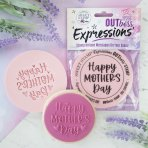 Sweet Stamp Outboss: Fun Happy Mothers Day