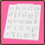Katy Sue, Domed Alphabet Lower Case Design Mat