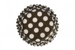 CAKE STAR Black Spot Cupcake Cases Pack of 54