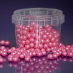 Purple Cupcakes Pearls 7mm - Pink