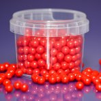 Purple Cupcakes Pearls 7mm - Red