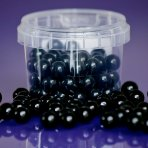Purple Cupcakes Pearls 10mm - Black