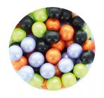 Purple Cupcakes 10mm Halloween Mix Pearls