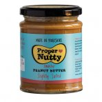 Proper Nutty Peanut Butter Slightly Salted 280g