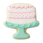 Squires Kitchen Teatime Cake Stand Cookie Cutter