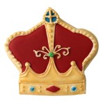 Squires Kitchen Crown King Cookie Cutter