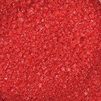 Sugarflair Sugar Sprinkles - Red