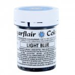 Sugarflair Chocolate Colouring - Light Blue 35g