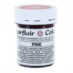 Sugarflair Chocolate Colouring - Pink 35g