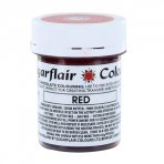 Sugarflair Chocolate Colours - Red 35g