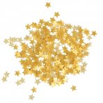Sugarflair Metallic Gold Star Sprinkles 3g