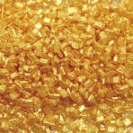 Rainbow Dust Sparkling Sugar - Metallic Gold