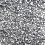 Rainbow Dust Sparkling Sugar - Metallic Silver