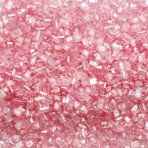 Rainbow Dust Sparkling Sugar - Pearlescent Pink