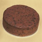 "Sweet Success 12"" Round Fruit Cake"