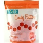 PME Candy Buttons Vanilla Orange 340g