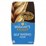 Wrights Self Raising Flour 7.5kg (5 x 1.5kg)