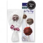 PME Cake Pop Bags - Pack of 25