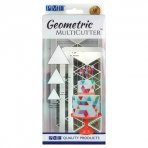 PME Geometric MultiCutter - Equilateral Triangle - 3 Set