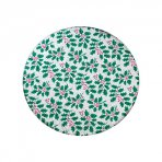 9 Inch Round Christmas Cake Board Holly Design