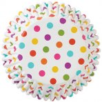 Wilton Polka Dot Cupcake Cases Pack of 36