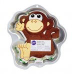 Monkey Cake Tin by Wilton