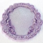 Katy Sue Mould - Miniature Frames Floral Circle