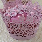 Claire Bowman Victoriana Wrappers Cake Lace Mat