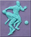 Alphabet Moulds - Footballers