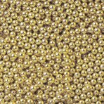 Metallic Gold Dragees 4mm - 1kg