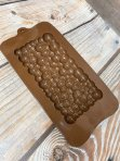 Chocolate Bar Mould - Bubble Effect