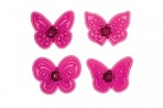 Jem Cupcake Lacy Butterfly Cutters
