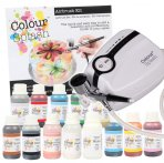 Colour Splash Airbrush Kit & Colour Set
