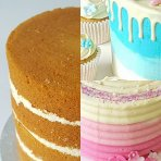 *SOLD OUT* The Little Cottage Cakery Basic Cake Assembly Class - Thurs 11th Oct 6-9pm