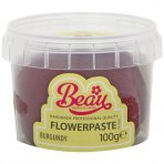 Burgundy Flower Paste by Beau Products - 100g
