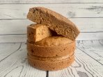 Carrot Sponge Cake Baked to Order - Choose Your Size and Shape!