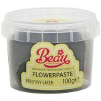 Holly Green Flower Paste by Beau Products - 100g