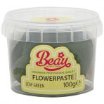 Leaf Green Flower Paste by Beau Products - 100g
