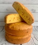 Lemon Sponge Cake Baked to Order- Choose Your Size and Shape!