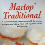 Mactop Traditional Cream Alternative 1 Litre