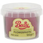 Pink Suede Flower Paste by Beau Products - 100g