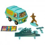 Deco Set Scooby Doo Mystery Machine Cake Topper Set